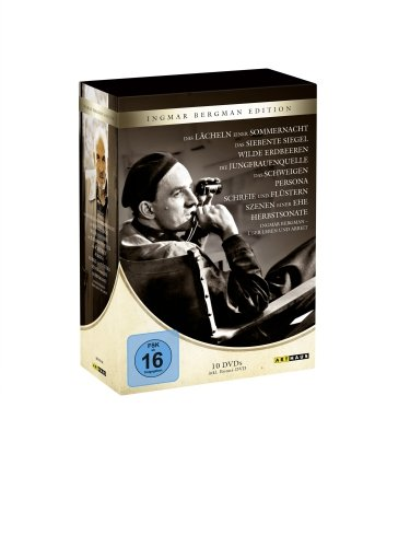 Ingmar Bergman Edition [10 DVDs]: Alle Infos bei Amazon