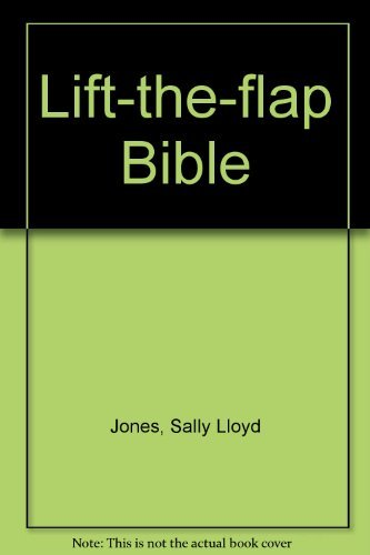 Lift-the-flap Bible by Sally Lloyd Jones (2000-01-02)