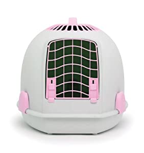 Igloo 2 in 1 Covered Cat Loo/Toilet and Carrier by Igloo Cats