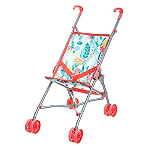 Betoys Cochecito Infantil, 158906 Jungle, Multicolor