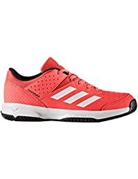 adidas Court Stabil Jr, Chaussures de Handball Mixte Enfant