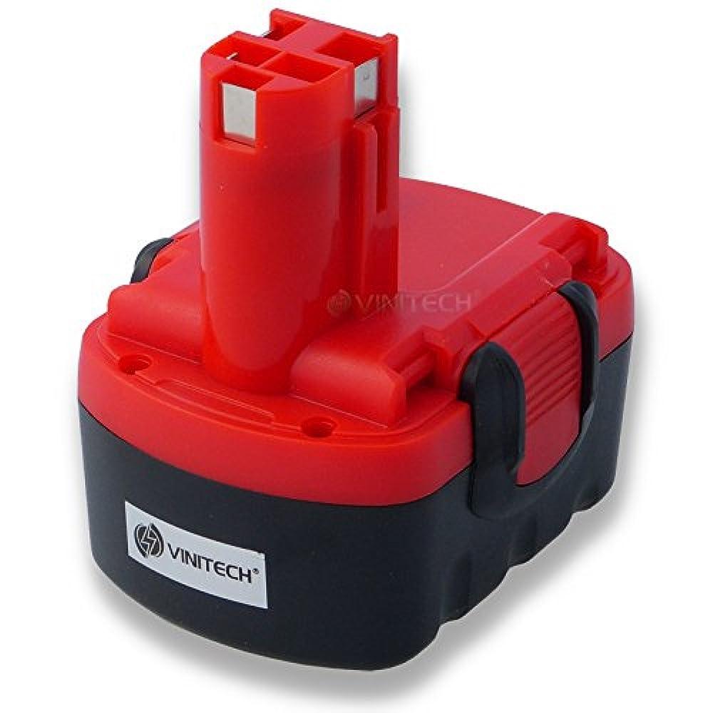 Li-Ion 3000mAh 14.4V vhbw Akku für Bosch GSB 14.4 VE-2-LI