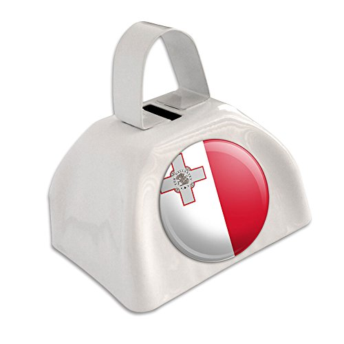 malta-national-country-flag-white-cowbell-cow-bell