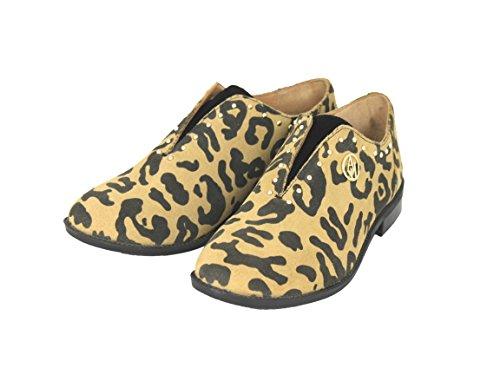 Armani  Z5565, Chaussures à lacets et coupe classique femme Marron - Kamel