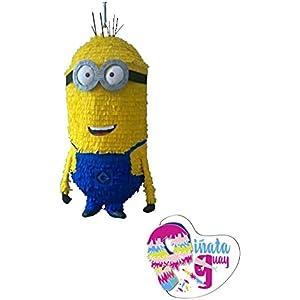Minion Piñata. Despicable Me Piñata. 3D