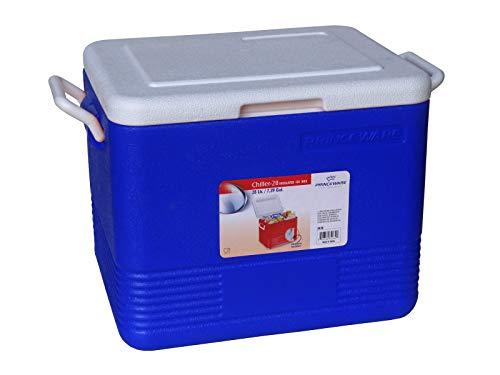 Princeware Plastic Ice Box, 28 Litre, Assorted