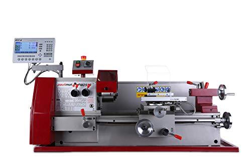 PAULIMOT Drehbank/Drehmaschine PM2500 mit 400 Volt Motor und Messsystem