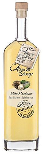 Alpenschnaps Alte Sorten 0,5l (Alte Haselnuss, Alte Marille, Alte Williamsbirne) (Alte Haselnuss)