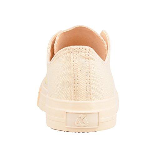 Elara Sneaker donna Beige one colour