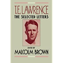 T E Lawrence Sel Letters