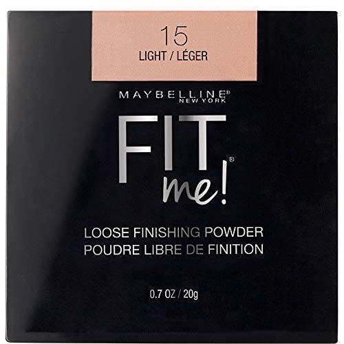 MAYBELLINE Fit Me! Loose Finishing Powder - Light - Usa Loose Powder