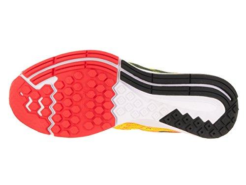 Air Zoom Elite 8 Scarpa da corsa Black/Ttl Crimson/Opt Yllw/Vlt