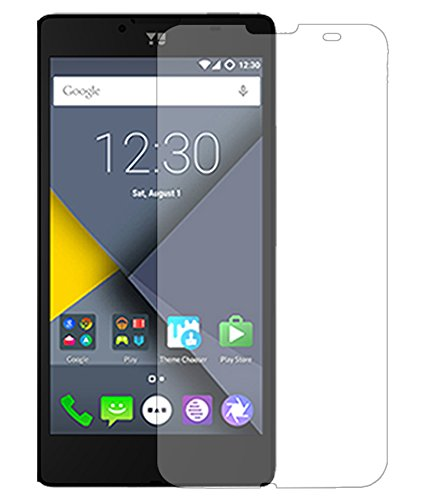 Magic Brand New Branded 2.5 curve Tempered Glass screen protector for Micromax yureka a05510  available at amazon for Rs.249