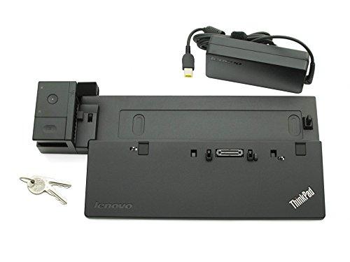 Lenovo Docking Station inkl. Netzteil (90W) Ultra Dock Original ThinkPad T440 Serie - Thinkpad Lenovo T440 Ladegerät