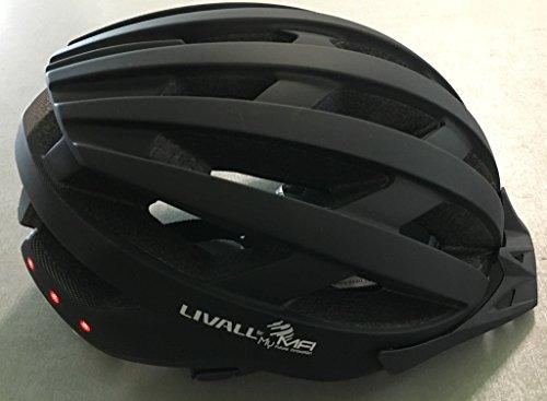 MFi Kross–Casco Ideal para mountanbike Smart, Negro