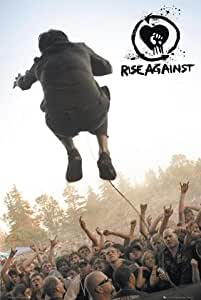 1art1 40457 Rise Against - The Sufferer und The Witness Poster (91 x 61 cm)