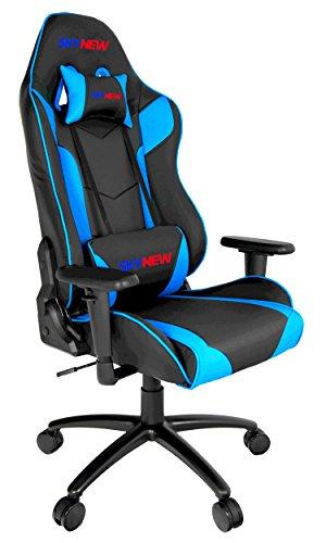 Skynew Alpha Serie Schreibtischstuhl/Gaming Stuhl/Bürostuhl/Chefsessel mit Armlehnen, hochwertig...