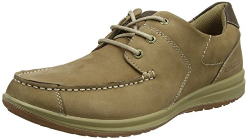 Hush Puppies Runner, Mocasines Hombre, Marrón Taupe