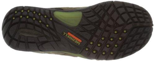 Merrell AZURA, Chaussures de randonnée femme Beige - Beige (Marron (Kangaroo))