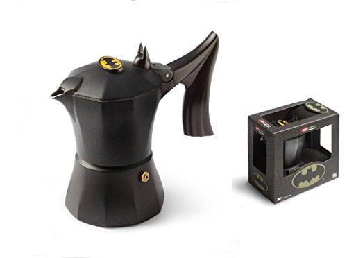 Accademia Mugnano Batman The Dark Knight Espressomaschine für 3Tassen