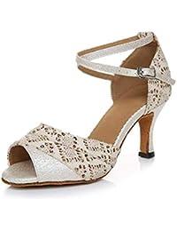 Amazon Zapatos Y Latino Baile 100 50 Sandalias es Eur O5rqPwO