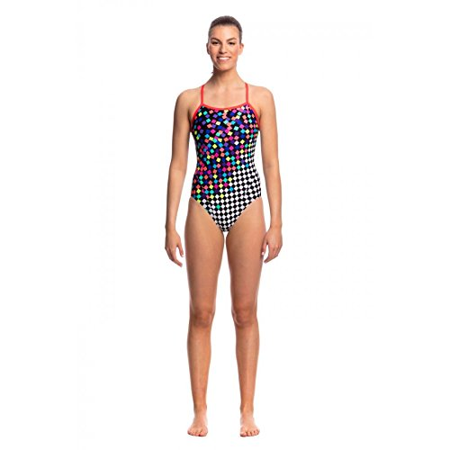 Kostüm Funkita - Funkita Single Strap One Piece Ladies Scatter Brain Badeanzug Gr. 36DE / 10AUS