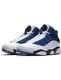 Jordan 6 Rings Mens Fashion-Sneakers 322992-400_10.5 - Team Royal/Black-White-Metallic Silver