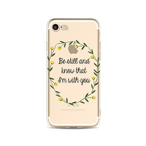 Coque iPhone 6Plus/6s Plus Housse étui-Case Transparent Liquid Crystal Fleur en TPU Silicone Clair,Protection Ultra Mince Premium,Coque Prime pour iPhone6Plus/6s Plus-style 2 style 7