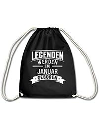 Sporttaschen & Rucksäcke Seesack Legenden werden im JANUAR geboren