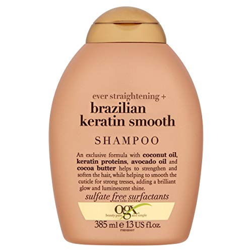 OGX Ever Straightening + Brazilian Keratin Smooth 385 ml