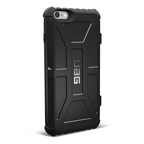 UAG iPhone 6 Plus / iPhone 6s Plus Trooper Card Case [BLACK] Military Drop Tested iPhone Case