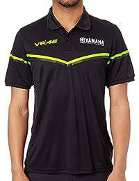 Valentino Rossi Polo Yamaha Line Negro