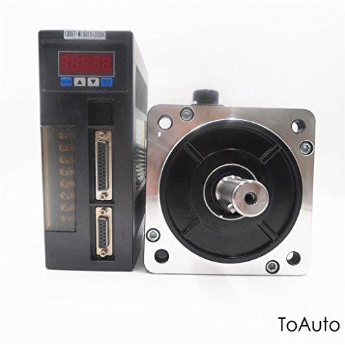 Servo Motor Drive Controller Kit 2,3kW nema521500R/min 15Nm CNC Control Kit 3m Kabel