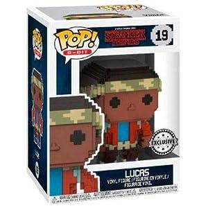 Funko Pop Lucas (Stranger Things 8-Bit 19) Funko Pop Stranger Things