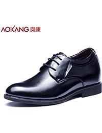 Aemember Herrenschuhe Business Schuhe Herren Schuhe Unisex 43 cm Schwarz