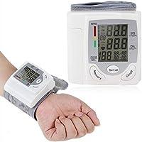 HRRH muñeca de Tipo automática Inglés electrónica sphygmo Manómetro Portable presupuesto Inteligente Real esfigmomanómetro Precisión a