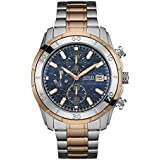 Guess Sport Watch for Men, Stainless Steel, Analog - W0746G1