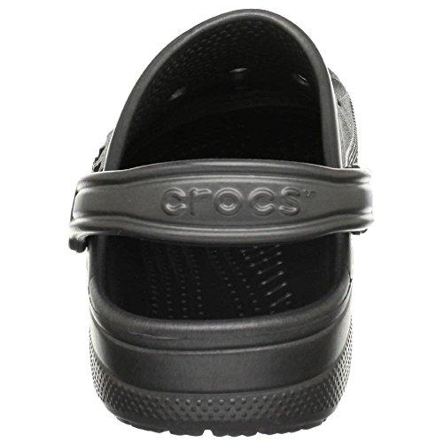 Crocs  Baya,  Unisex-Erwachsene Schwarz (Black 001)