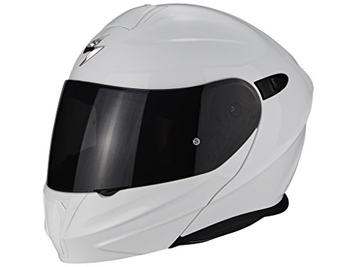 Scorpion Casco moto EXO-920 Solid bianco XXXL