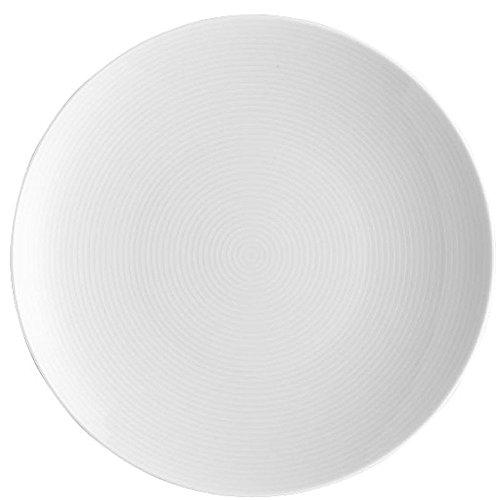 Thomas Loft - 6 x Assiette plate 22 cm, blanc