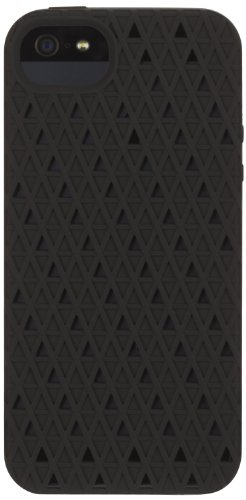 Griffin GB35596 Back Case - Essential - FlexGrip - Apple iPhone 5/5S/5SE - Schwarz Flexgrip Case
