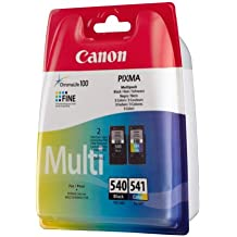 Canon PG540-CL541 Ink Cartridges (Pack of 2)