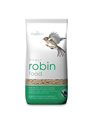 Chapelwood Robin Food 2kg from Chapelwood