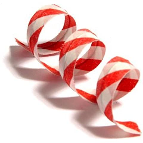 Make N' Mold Dress My Cupcake Candy Cane Striped Twist Tie by Make N' Mold