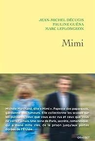 Mimi par Jean-Michel Décugis