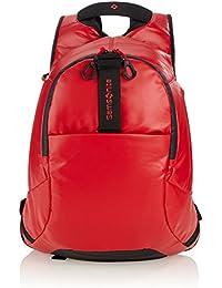 Samsonite Paradiver Backpack M Mochila de a diario, 17 L, Rojo (Rojo)