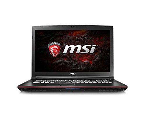 "MSI GP72VR 7RF(Leopard Pro)-415IT Notebook da Gaming, 17.3"", Intel i5-7300HQ, 2.5 GHz, HDD da 1128 GB, 8 GB di RAM, Scheda Grafica nVidia GTX 1060, 3 GB [Layout Italiano]"