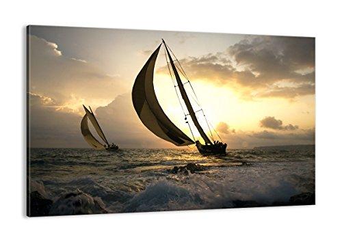 Bild auf Leinwand - Leinwandbilder - Einteilig - Breite: 120cm, Höhe: 80cm - Bildnummer 3158 - zum Aufhängen bereit - Bilder - Kunstdruck - AA120x80-3158