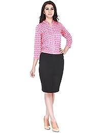 Adyuth Women Polycrepe & Spandex Dress