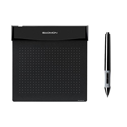 GAOMON S56K Tabletas Gráficas Flexible lápiz Digital